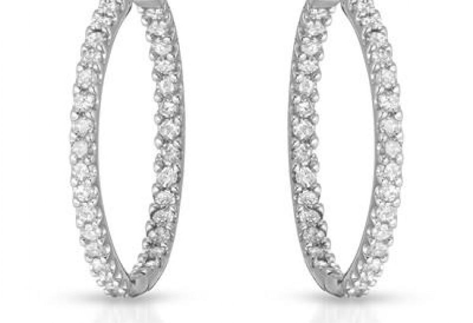 Brand New Hoops Earrings